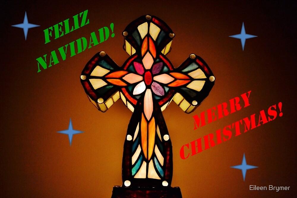 Feliz Navidad by Eileen Brymer