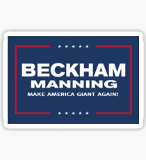 Make America Giant Again Sticker