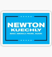 Make America Prowl Again Sticker