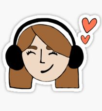 Audio Love Sticker