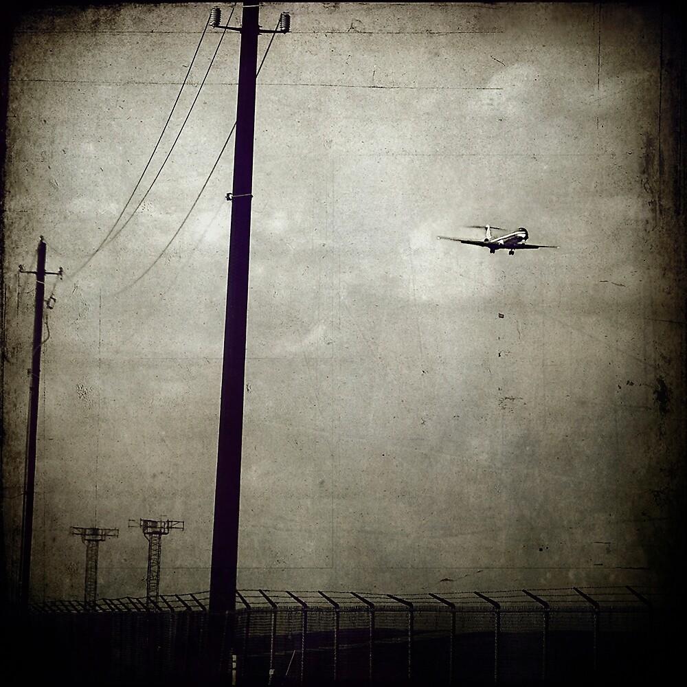 Sad Goodbyes by Trish Mistric