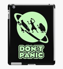 Hitchhiker's Guide to the Haunted Mansion iPad Case/Skin