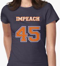 Klage 45 Tailliertes T-Shirt für Frauen