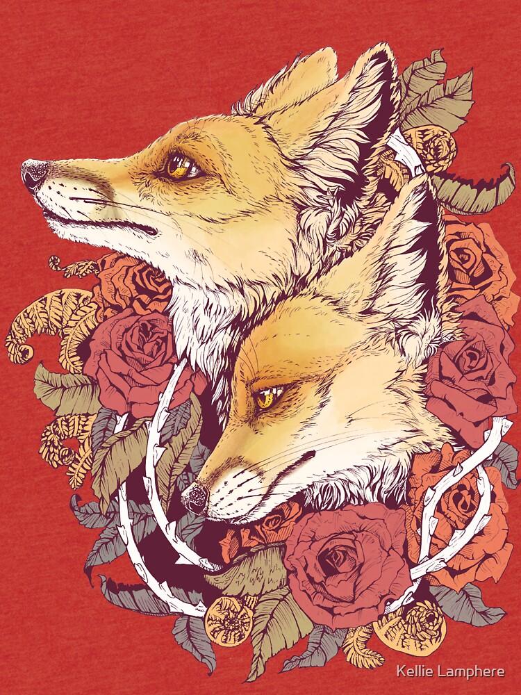 Rotfuchs-Blüte von plaguedog