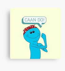 Caan Do! Canvas Print