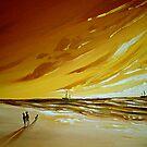 Fire in the Sky by Cherie Roe Dirksen