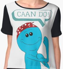 Caan Do! Chiffon Top