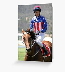 Winners are Grinners Greeting Card