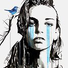 for you blue by Loui  Jover