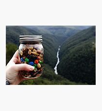 Explore the Mountains Photographic Print