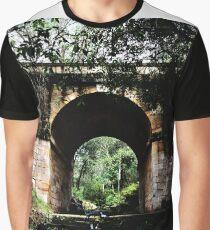 Bridge Adventures Graphic T-Shirt