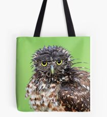 Wet Owl Tote Bag