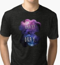 Amazing Logo The Fault in Our Stars  Tri-blend T-Shirt