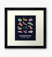 Nudie Cuties Framed Print