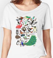 Birbs Women's Relaxed Fit T-Shirt