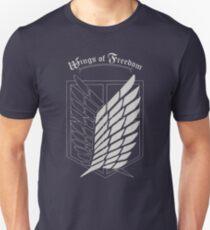 Reluctant Heroes T-Shirt / Phone case / More 4 - Shingeki no Kyojin Unisex T-Shirt