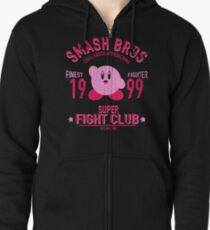 Dream Land Fighter Zipped Hoodie
