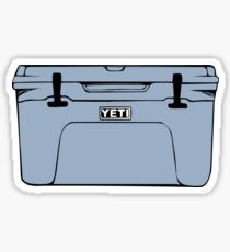 Cooler (Blue) Sticker