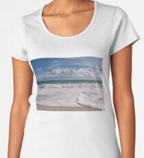 Around the ocean Women's Premium T-Shirt