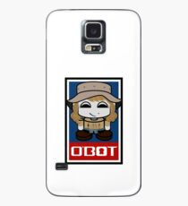 World Traveler O'bot Toy Robot 2.0 Case/Skin for Samsung Galaxy