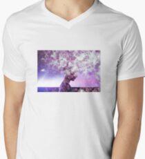 Amethyst Crystal Dream Girl T-Shirt