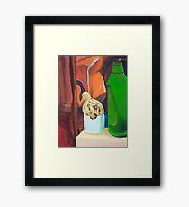 Gourd Framed Print