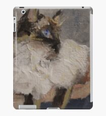 'Up On Her Perch' iPad Case/Skin