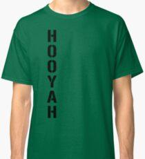 United States Navy, Hooyah Classic T-Shirt