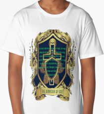 The Armour of God Long T-Shirt
