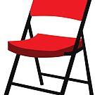 Folding Chair by FinlayMcNevin