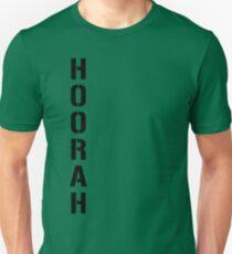 United States Marine Corps, Hoorah Unisex T-Shirt