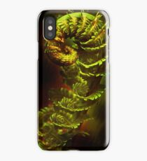 fractal fern iPhone Case/Skin