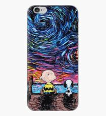 snoopy charly iPhone Case