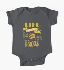 Tacos Understand One Piece - Short Sleeve