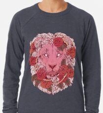 Lion of Roses Lightweight Sweatshirt