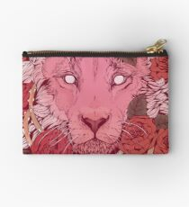 Lion of Roses Studio Pouch