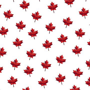 Geometric Maple Leaf by itsmesarahe