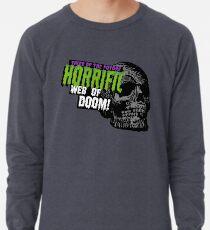 Schreckliches Web of Doom! Leichter Pullover