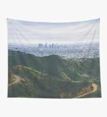 Griffith Park Wall Tapestry
