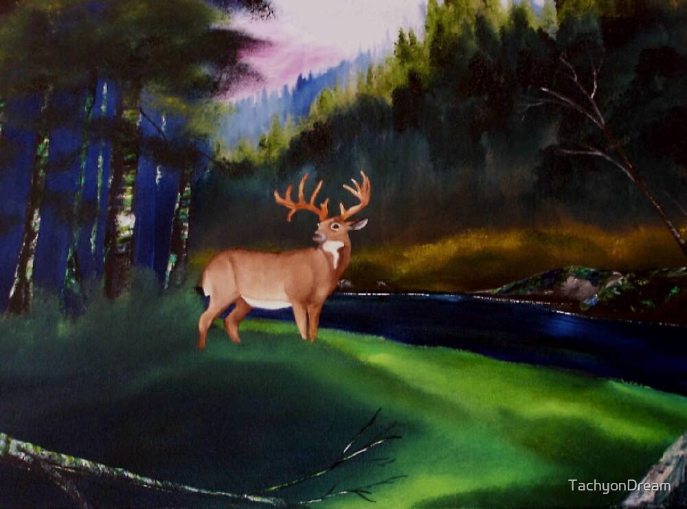 Deer Creek by TachyonDream
