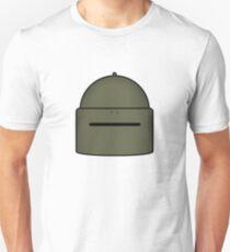 MASKA-1SCH Helmet Unisex T-Shirt