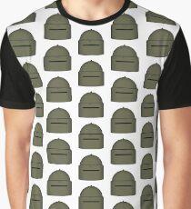 MASKA-1SCH Helmet Graphic T-Shirt