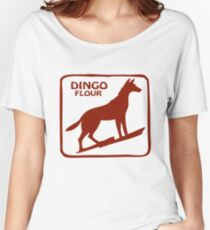Dingo Flour Women's Relaxed Fit T-Shirt