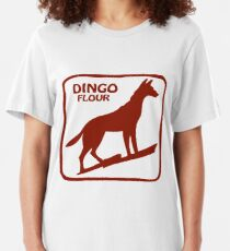 Dingo Flour Slim Fit T-Shirt