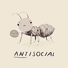 ant-isocial by louros