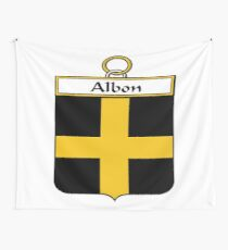 Albon  Wall Tapestry