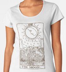 Das Mond Tarot Frauen Premium T-Shirts