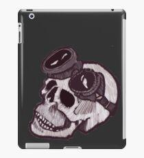 SKULL GOGGLES iPad Case/Skin