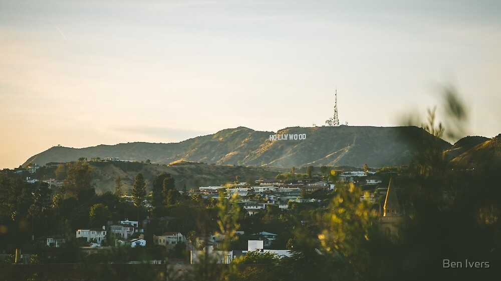 Hollywood by Ben Ivers