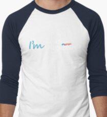 I'm ready for Oligarchy Men's Baseball ¾ T-Shirt